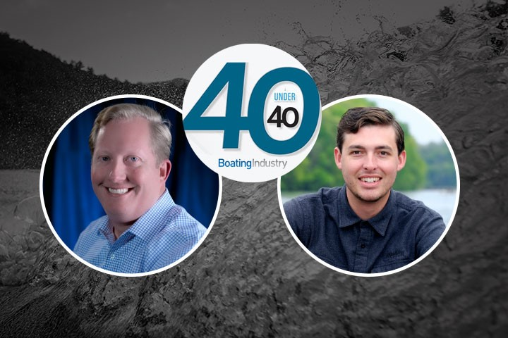 Malibu's own featured on Boating Industry 40 Under 40