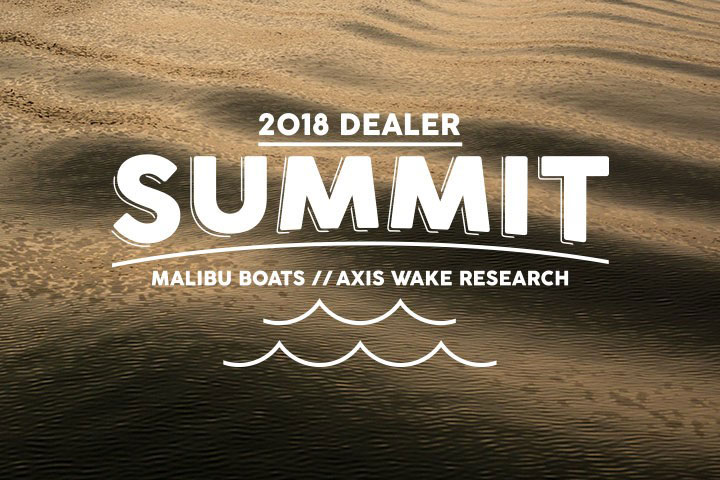 Malibu Boats Dealer Principal Summit Model Year 2019