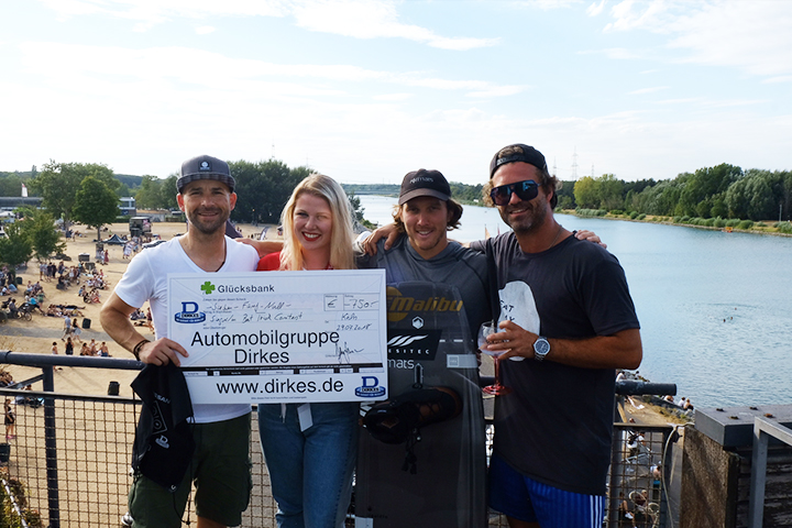 Malibu Athletes Top Podium at Germany's Eat Play Love Festival