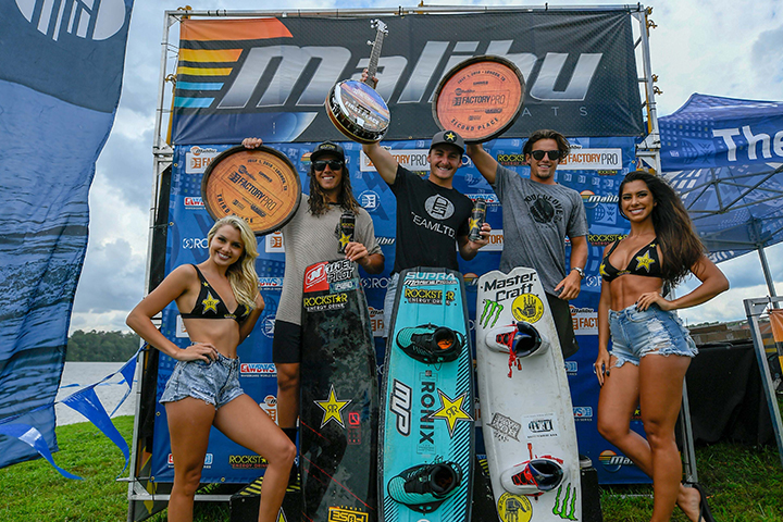 Rockstar Performance at the 2018 Malibu Factory Pro