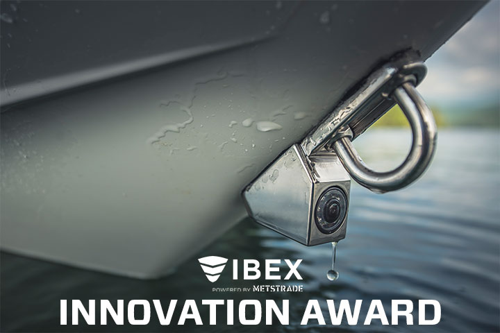 Docking/Trailer Camera Recognized for Innovation
