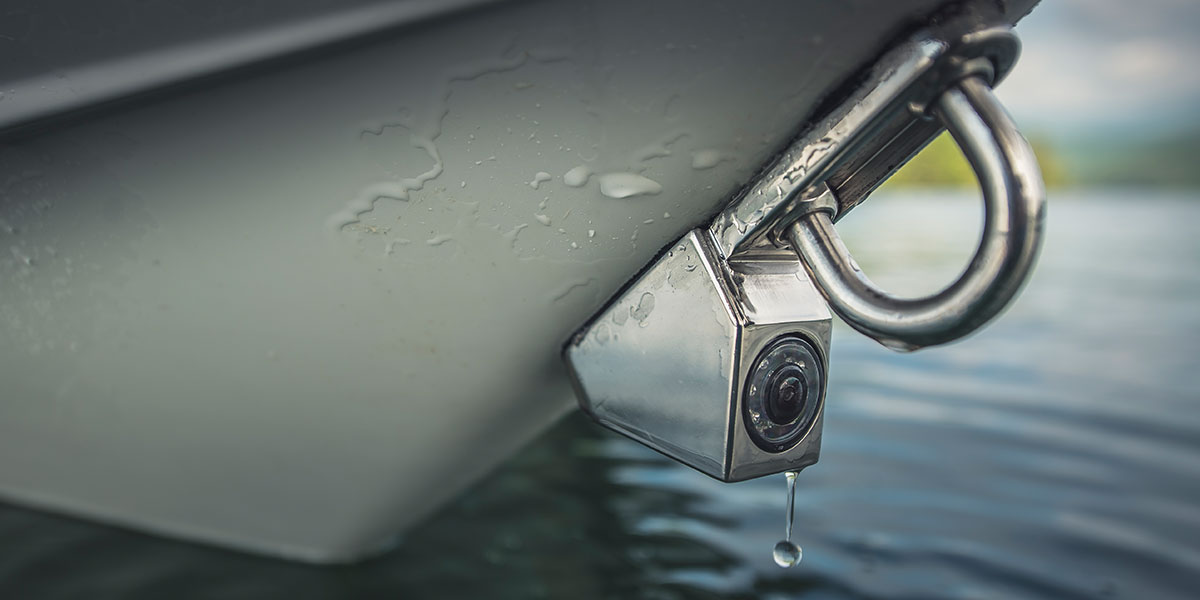 Malibu Boats Docking/Trailer Camera Recognized for Innovation