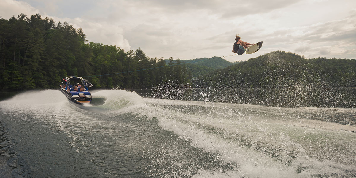 How to Make a Perfect Wake or Wave with Quad Hard Tank Ballast