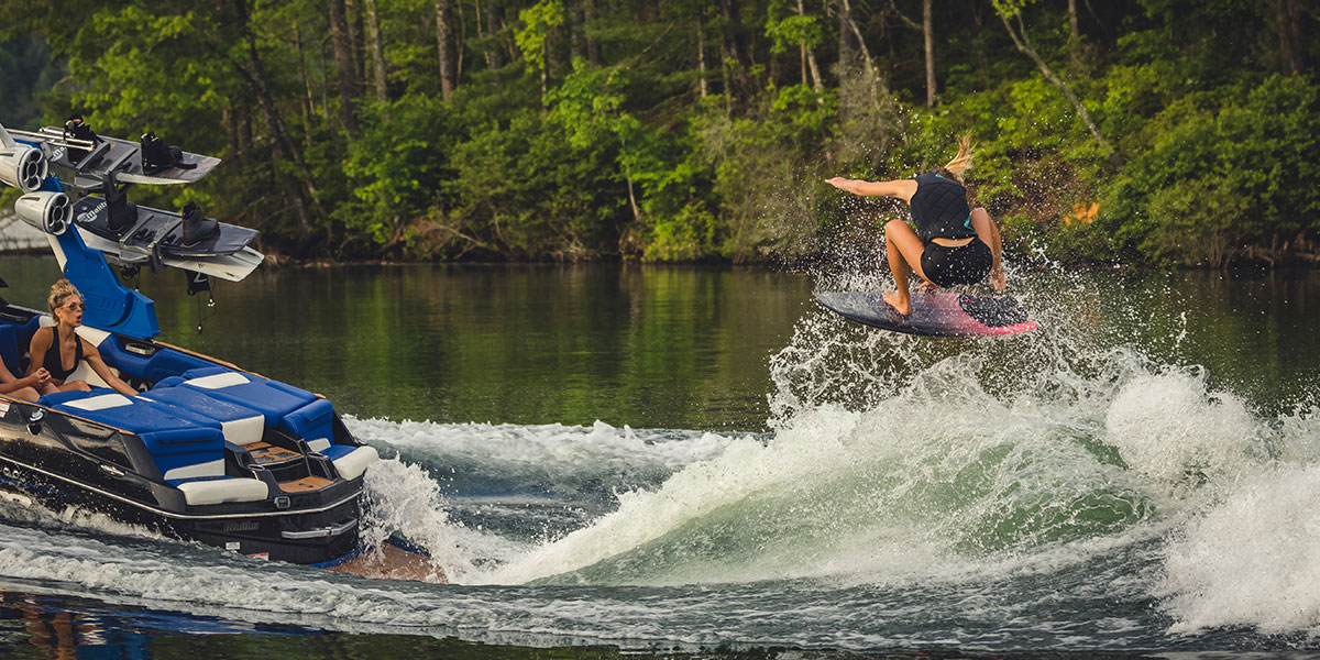 How to Make a Perfect Wake or Wave with Power Wedge III
