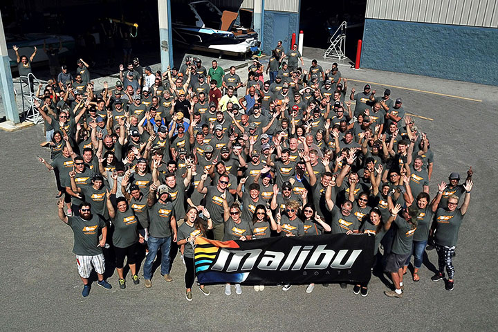 Malibu Boats Celebrates Manufacturing Day