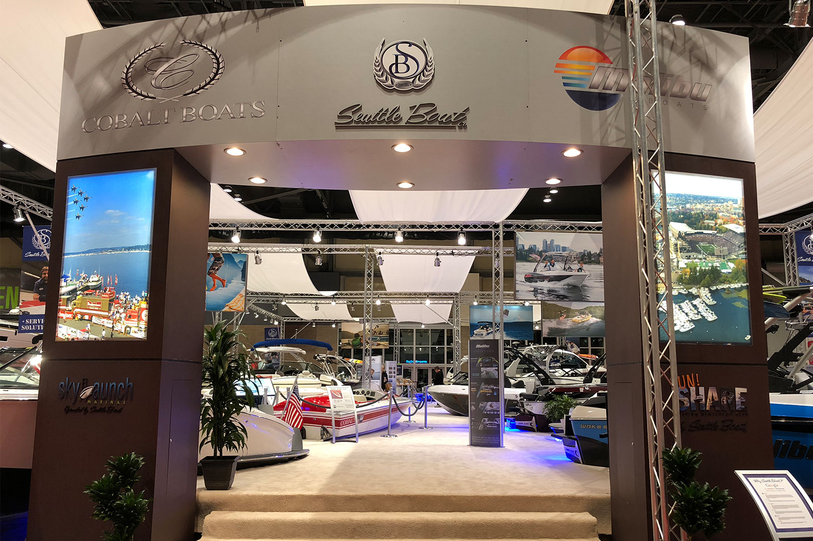 Seattle Boat Company Excites Crowd at Seattle Boat Show