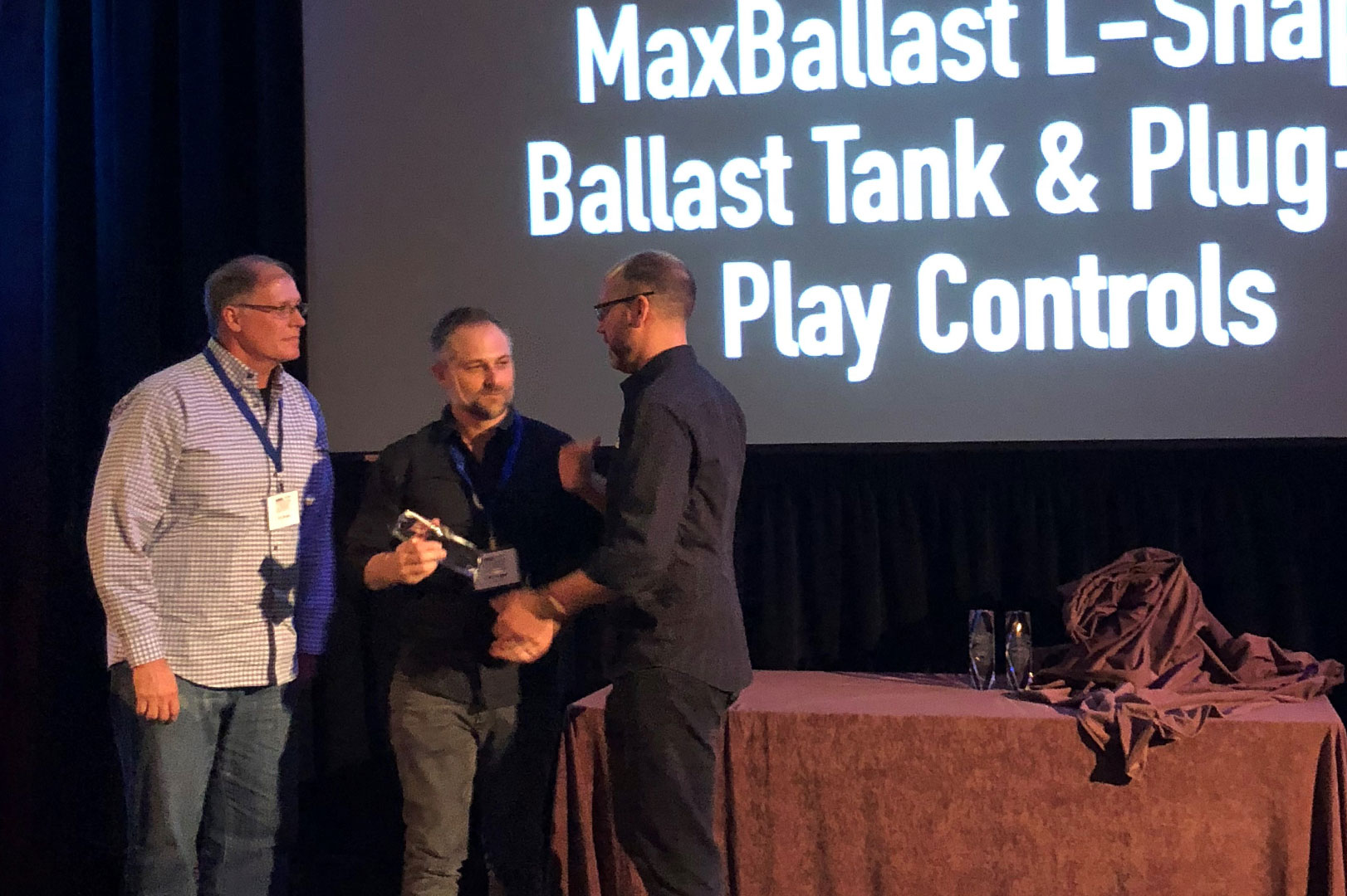 Malibu & Axis Recognized at WSIA Leadership Awards