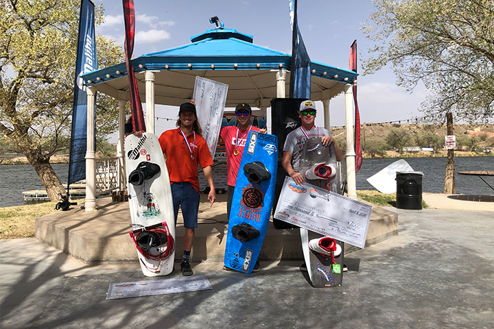 Team Riders Take Top Sports at Inaugural Wake the Canyon