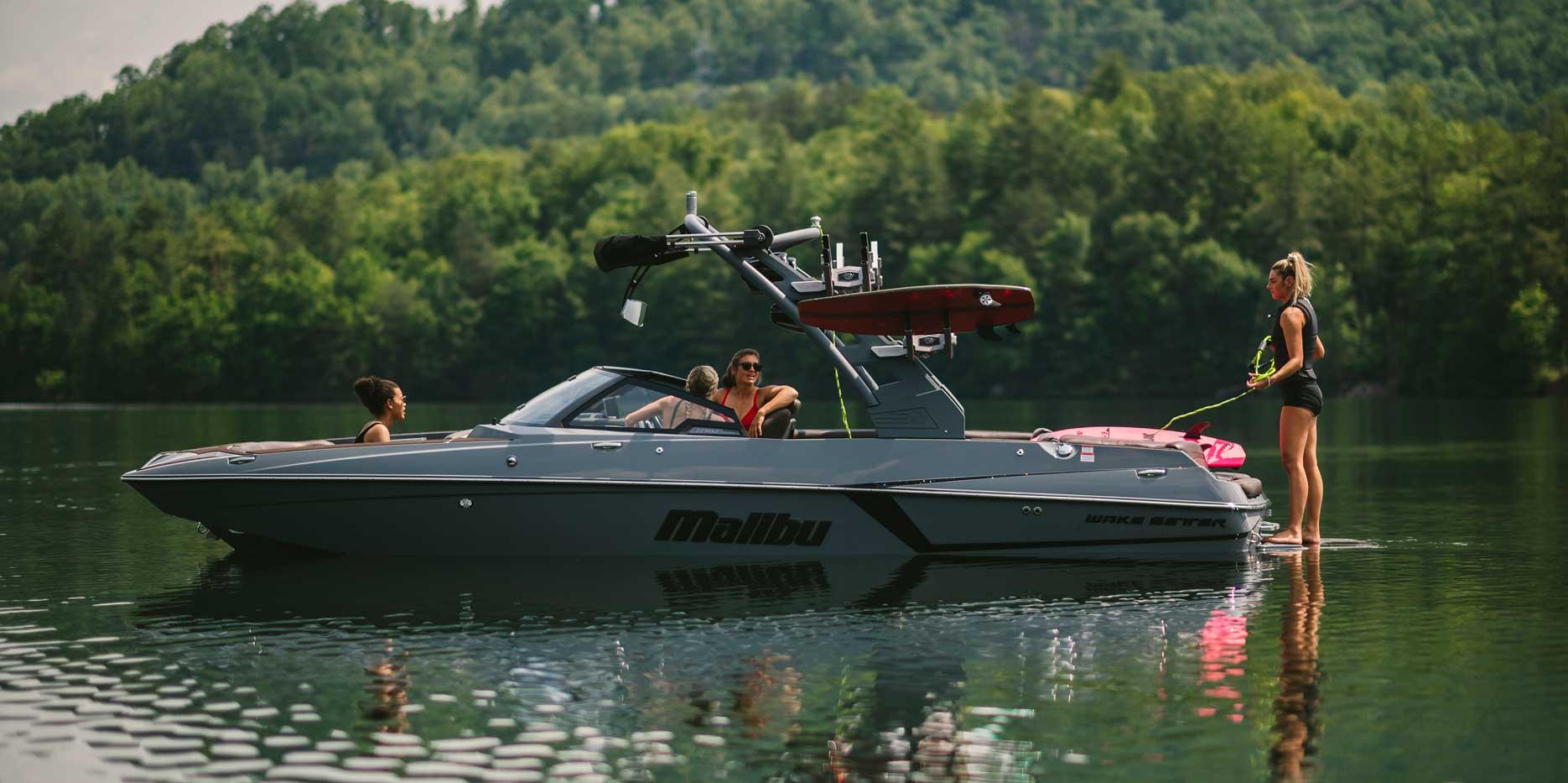 Malibu Boats 2020 22 MXZ
