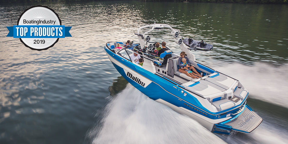 Malibu Boats Wakesetter 25 LSV as Top Product