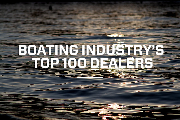Malibu Boats Dealers Recognized, Top 100 Boating Industry