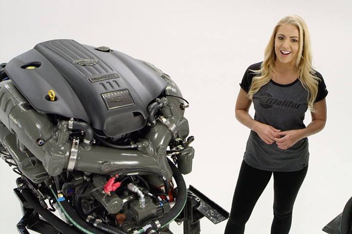 Malibu Monsoon engines built for reliability