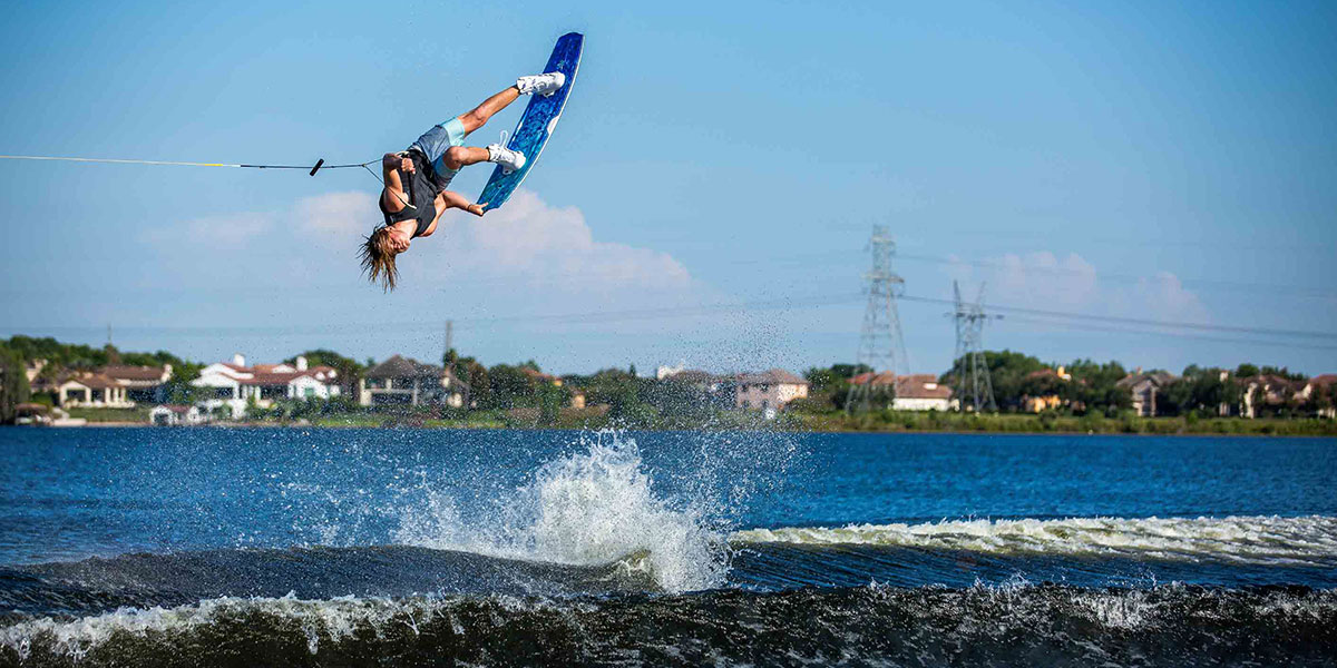 Malibu Boats Wakeboarder Luca Kidd as Rookie of the Year