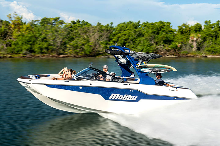 Introducing the All-New Malibu M240