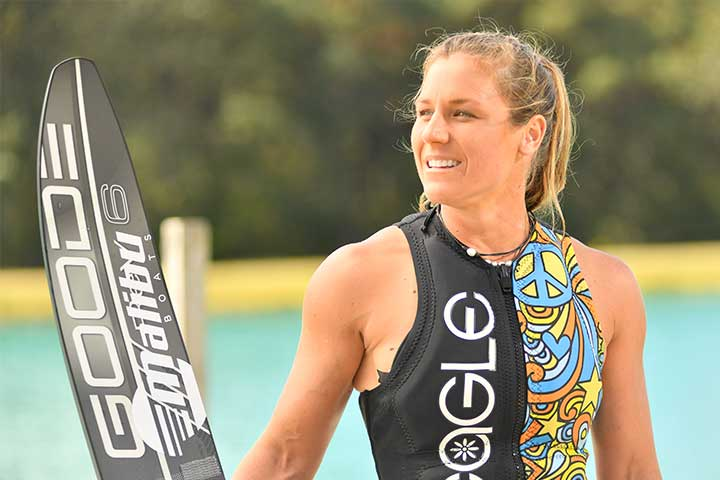 Malibu Boats Athlete Regina Jaquess Wins Female Athlete of the Year for 2018