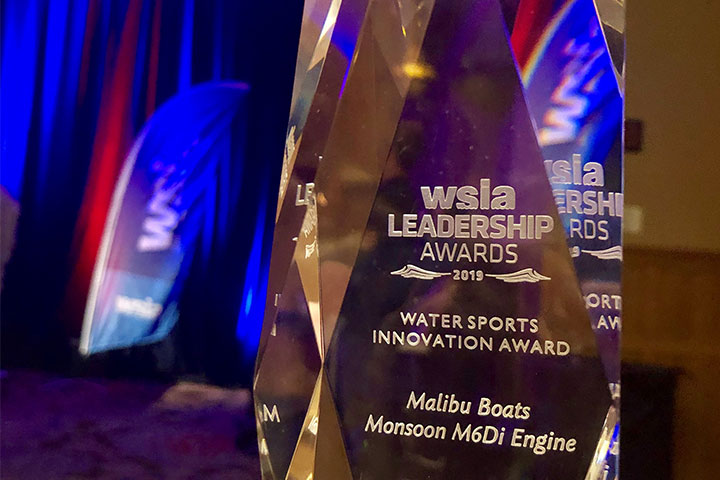 Malibu Boats is Recognized by WSIA for leadership in the industry