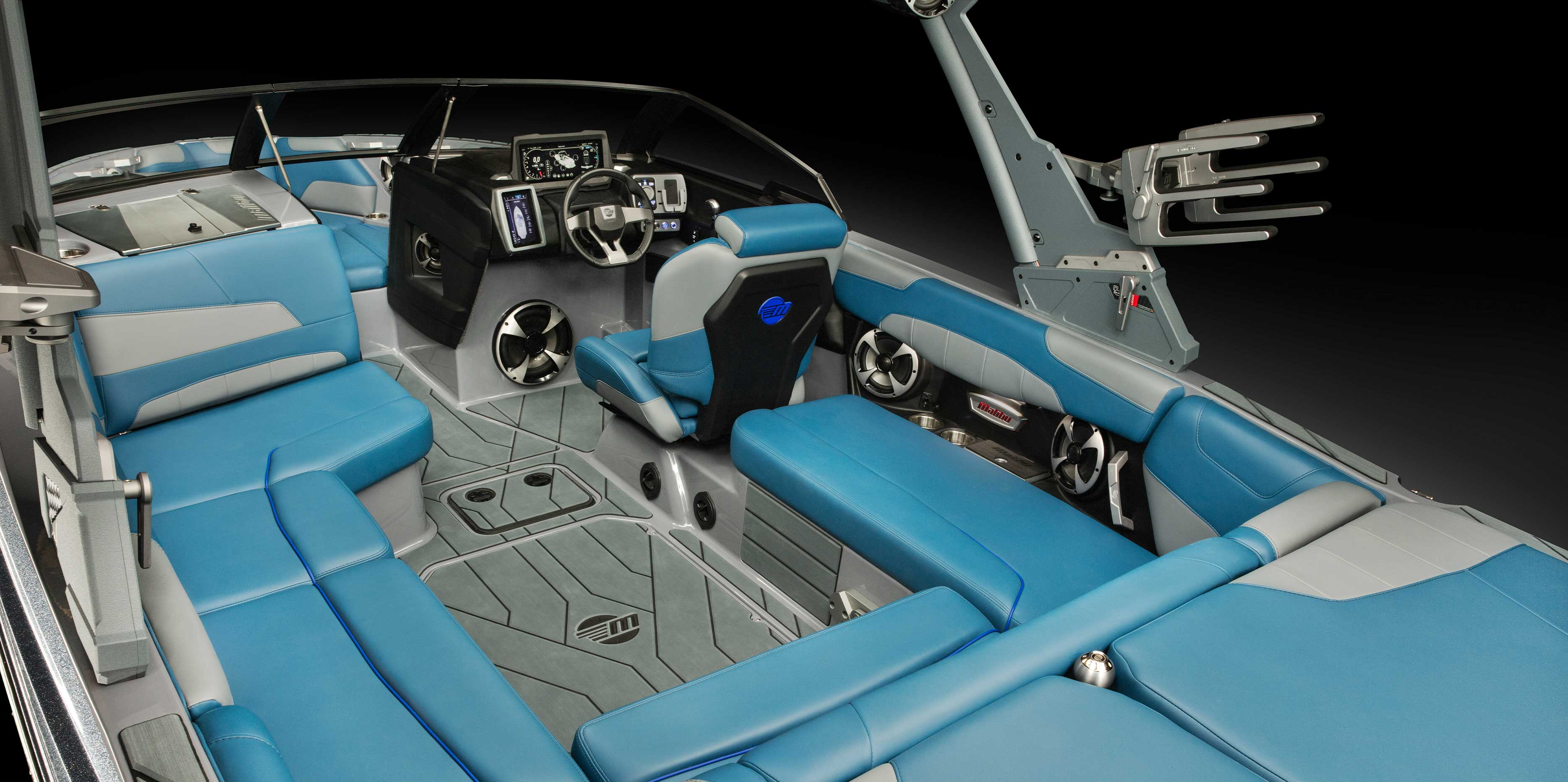 Malibu 22 LSV Interior Layout