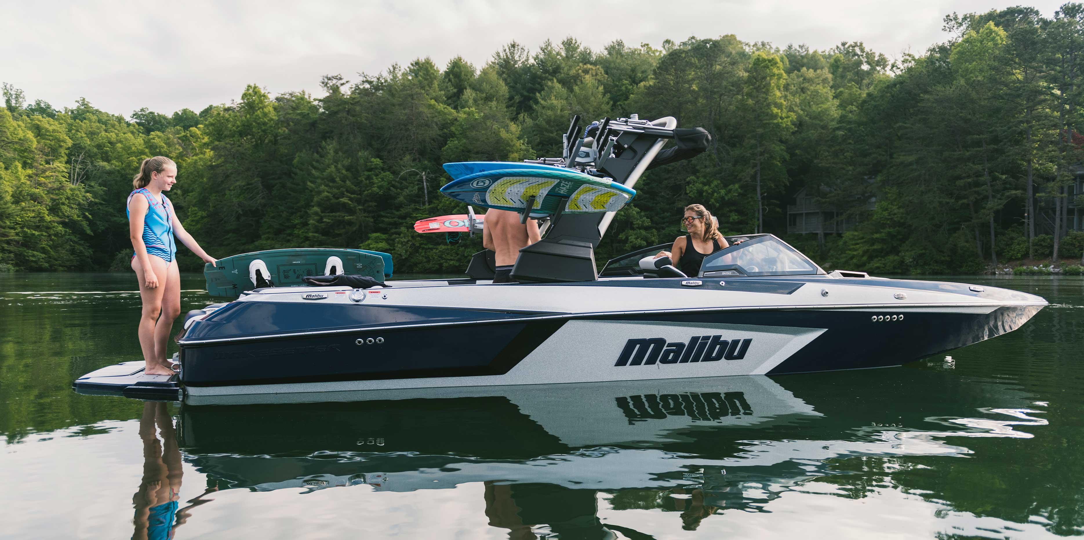 Malibu Boats 23 MXZ