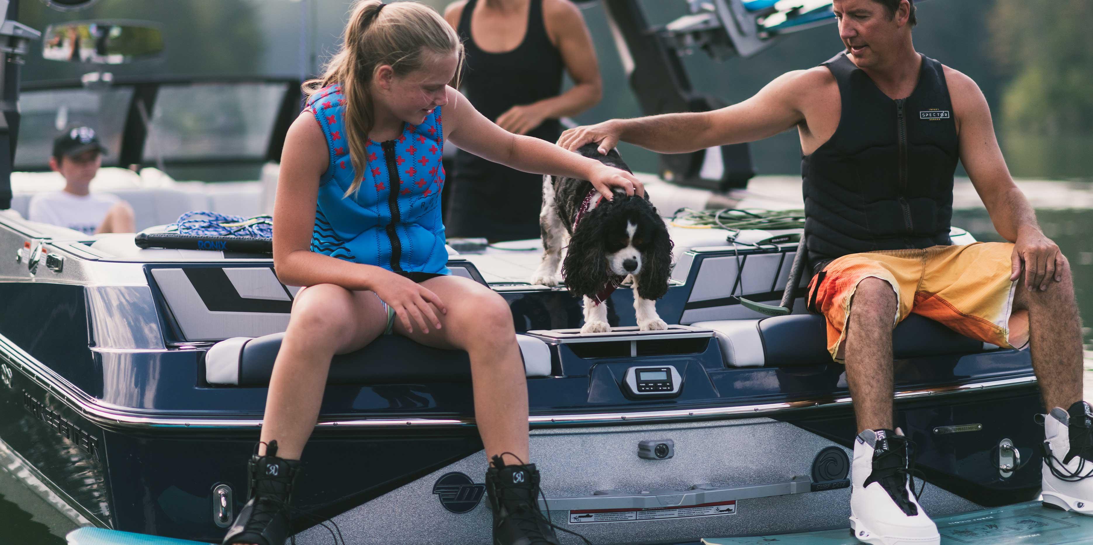 Malibu Boats 23 MXZ Transom