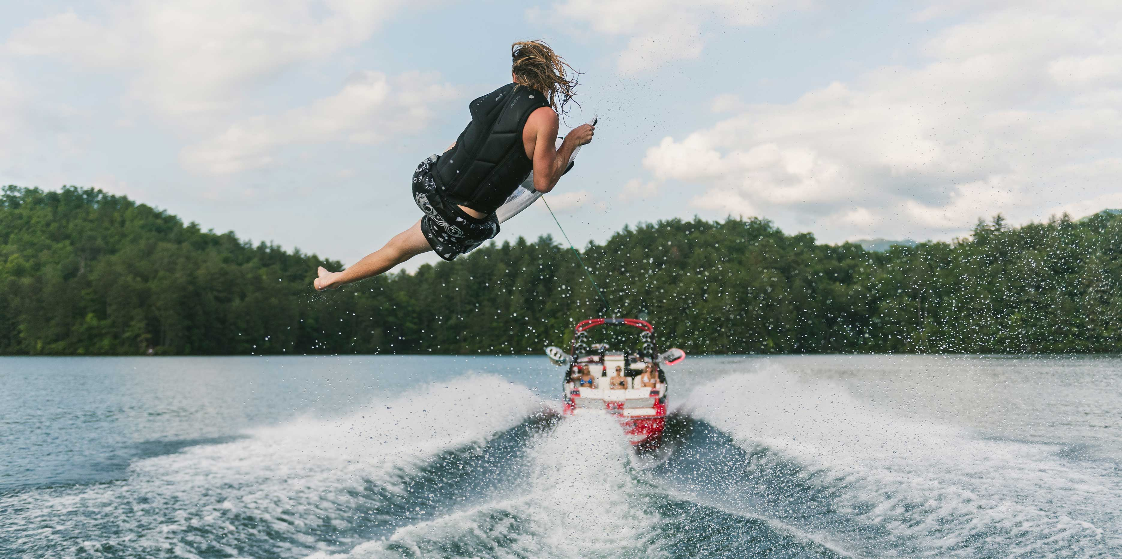 The 2021 Malibu Boats All-New M220 Wakeboarding