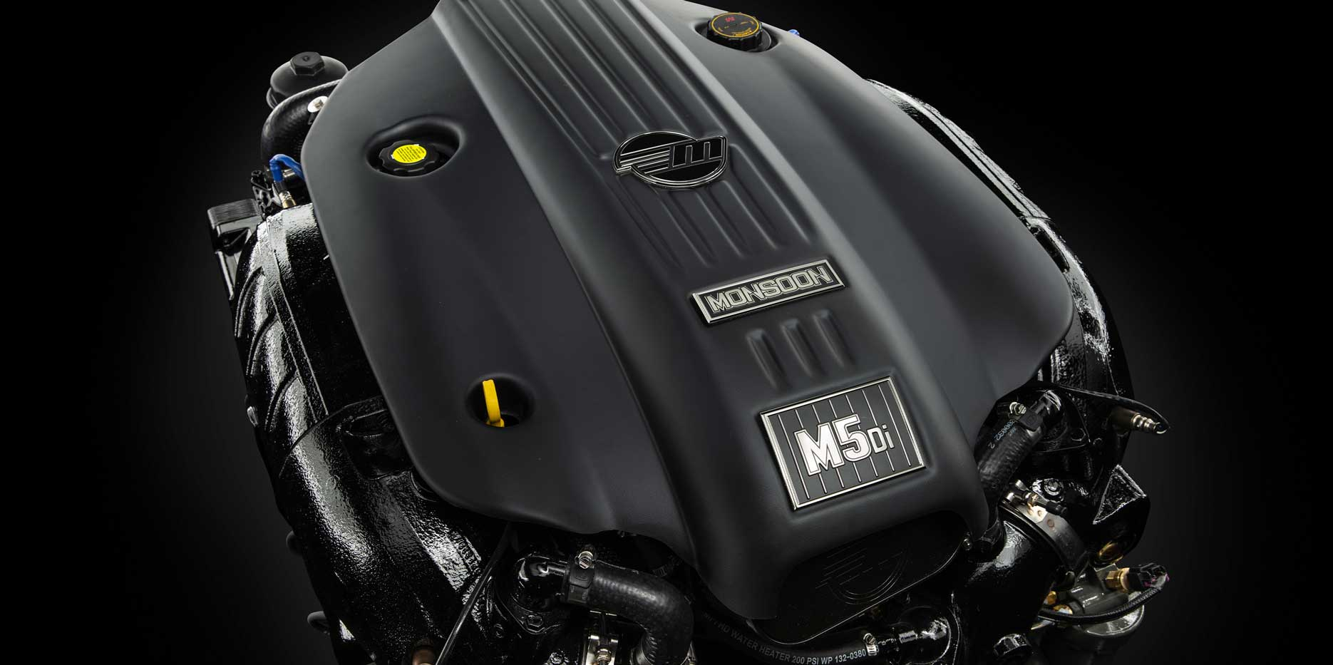 Malibu Monsoon Engine
