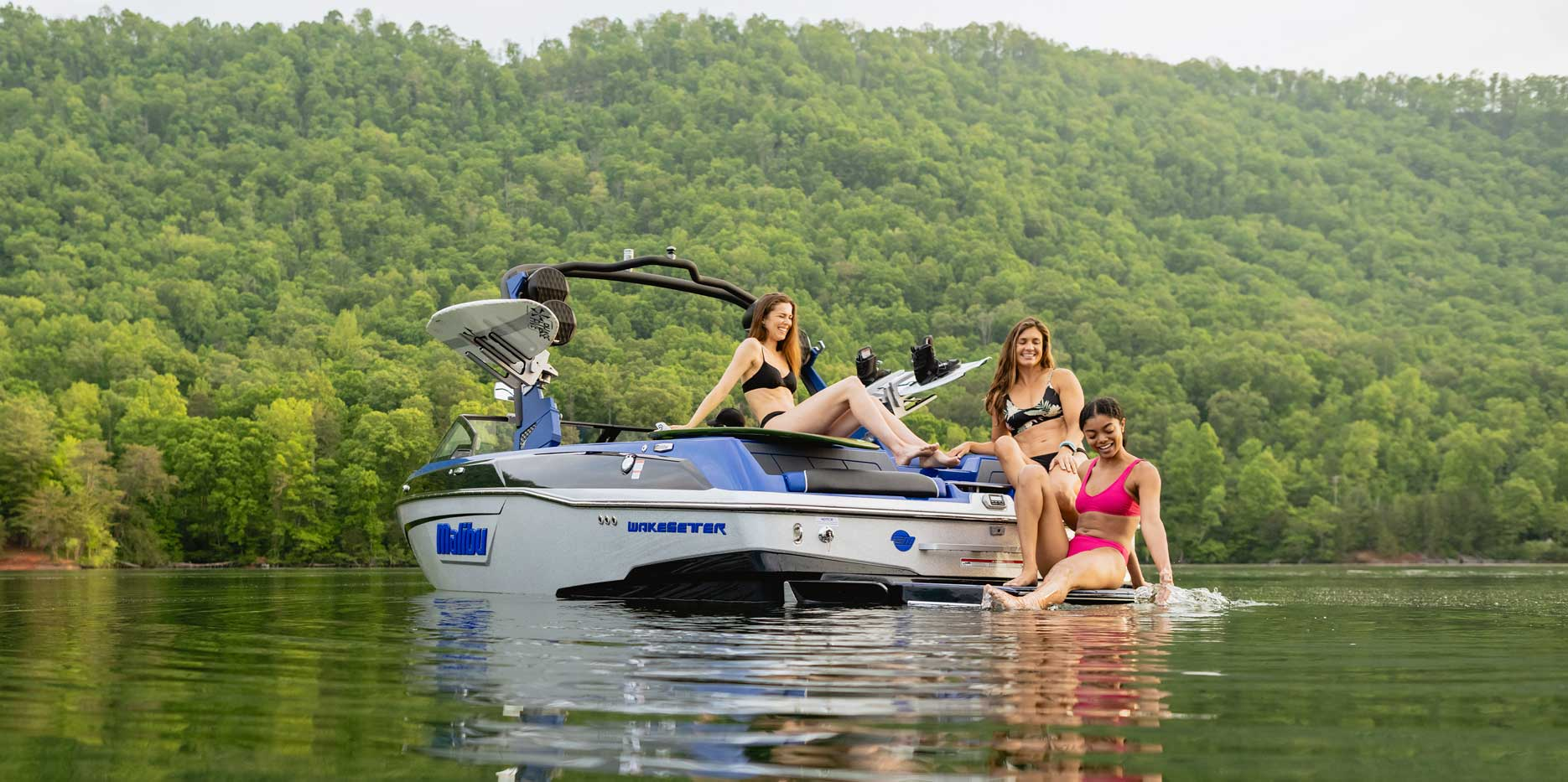 Enjoy the all-new 23 LSV