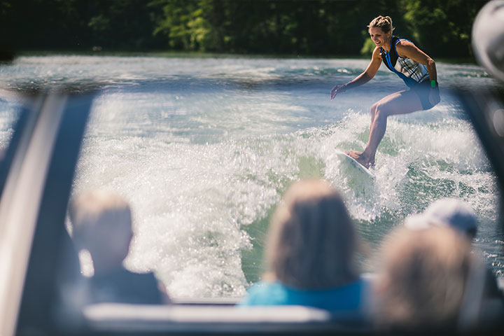 How To Land Your Wakesurf 360