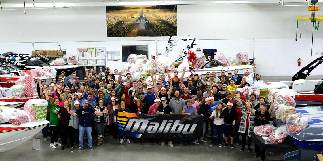 Malibu Boats Team