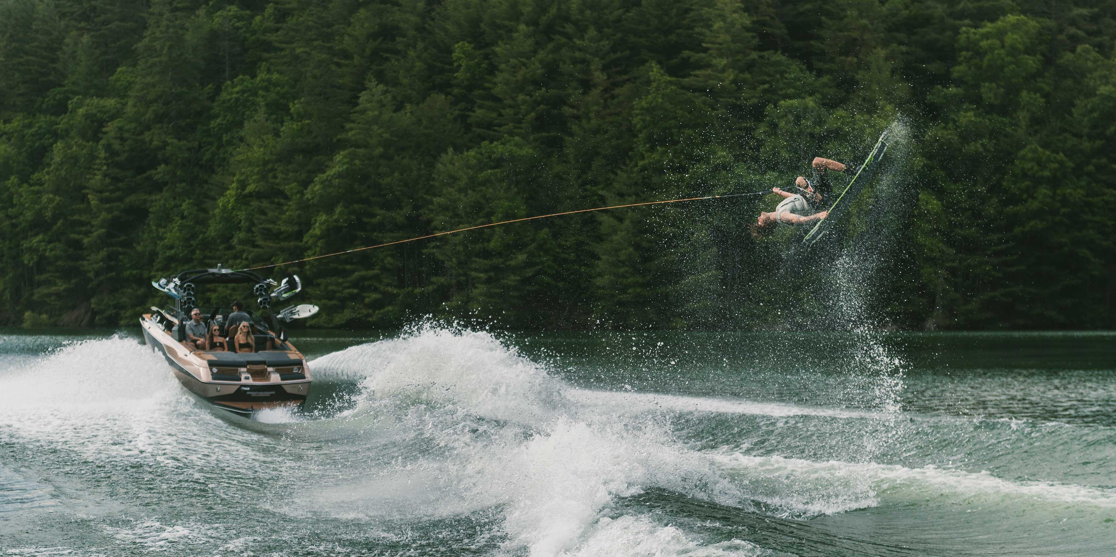 What Makes a Great Wakeboard Boat | Malibu Boats