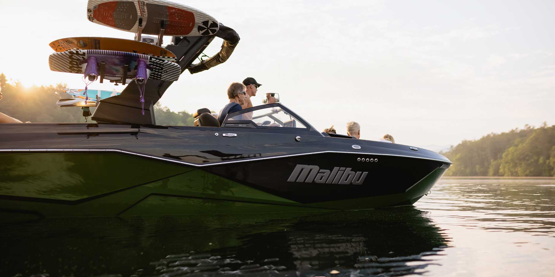 Relax in the all-new 25 LSV