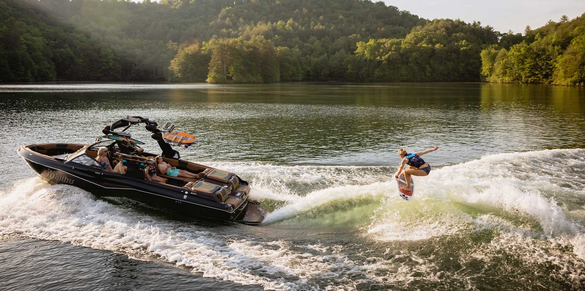 The New Standard for Wakesurfing