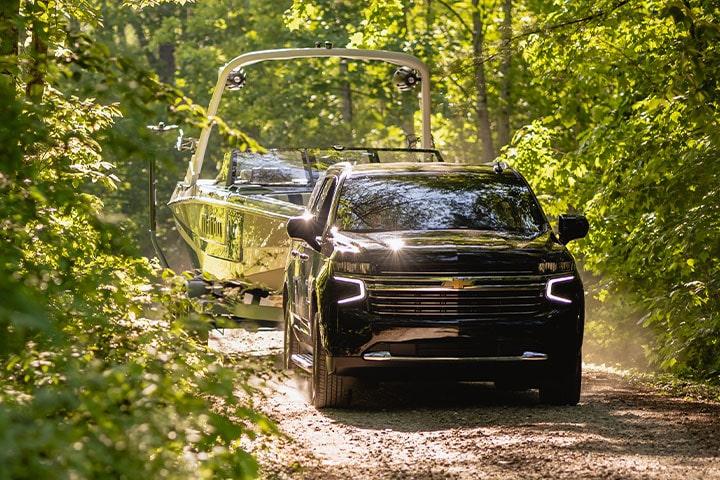 All-New Chevrolet Suburban