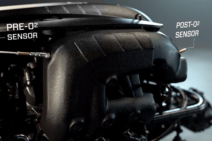 Malibu Monsoon Engine: Noise Reduction