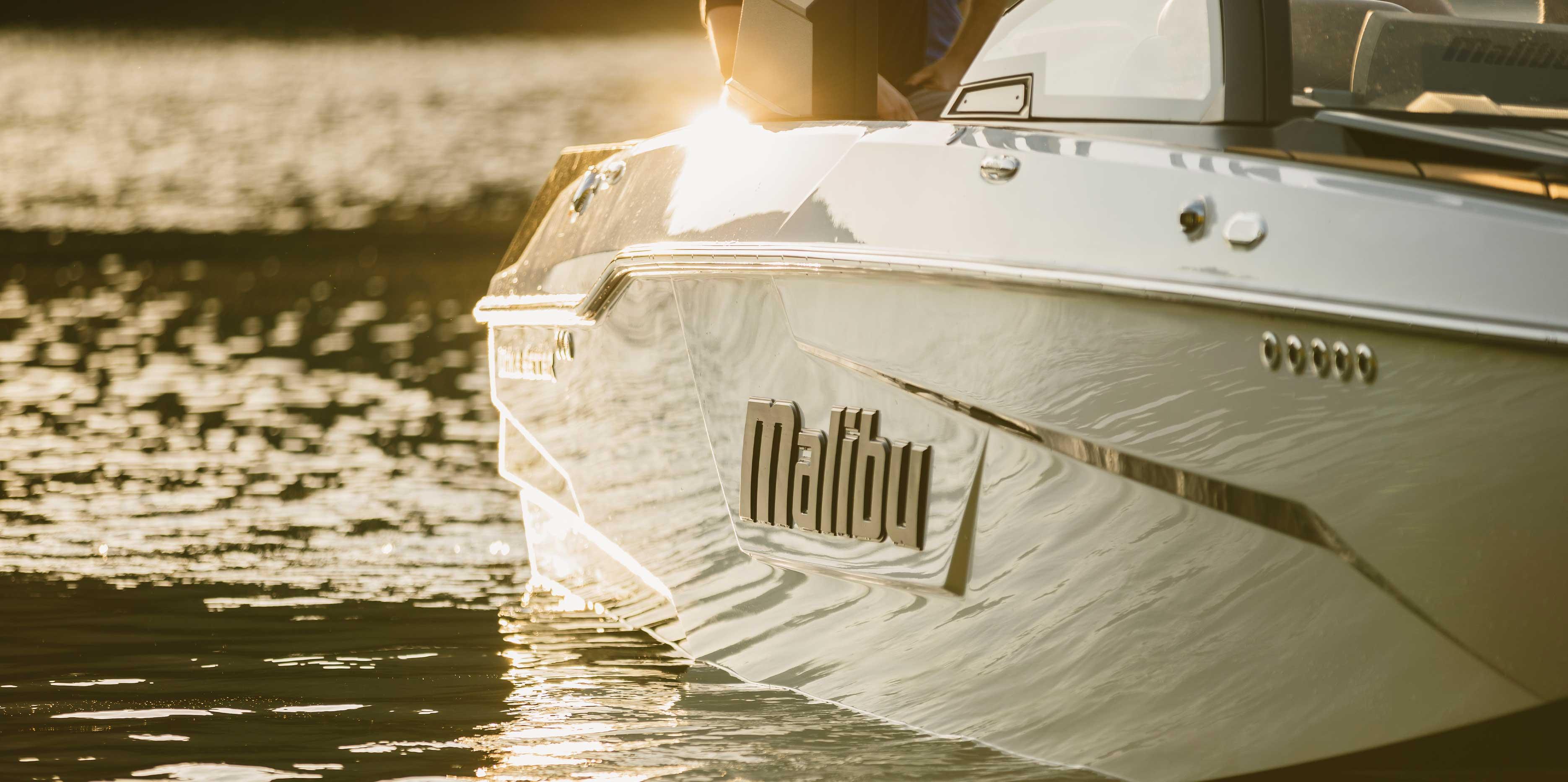 The Luxury Malibu Wakesetter 25 LSV