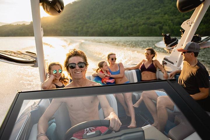 The 2022 All-New Malibu 21 LX   Wakesurf & Wakeboard Boat