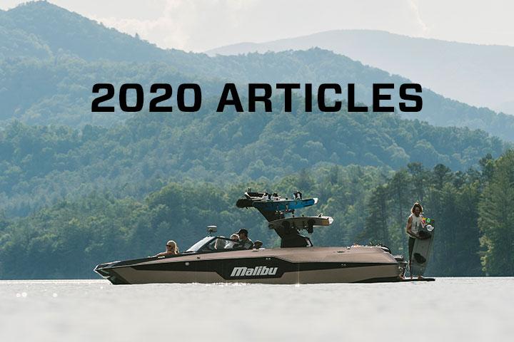 2020 Malibu Boats Watersports Articles