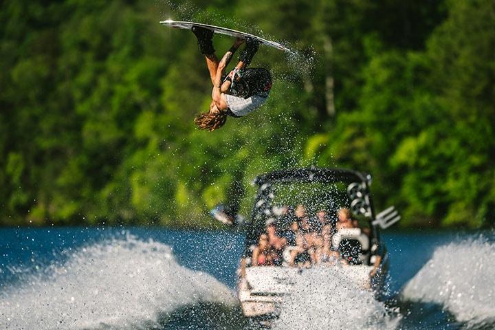 Massi Piffaretti, Malibu Boats Athlete, 2019 Rider of the Year