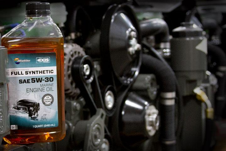 Introducing Malibu Engine Oil