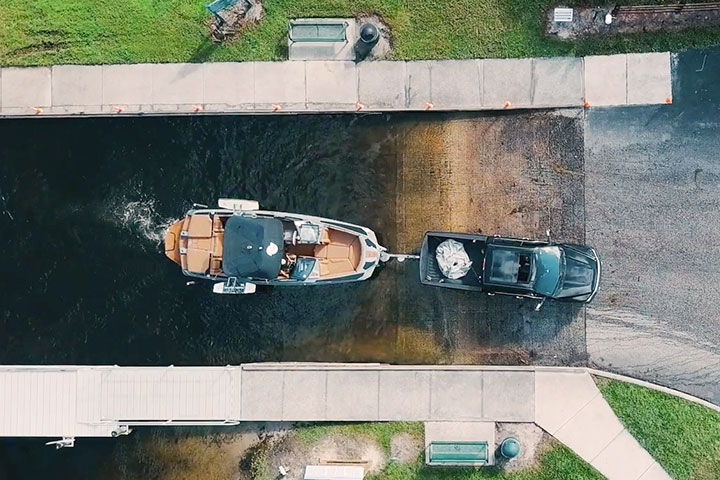 The Truth to Boating: Getting Home From The Lake