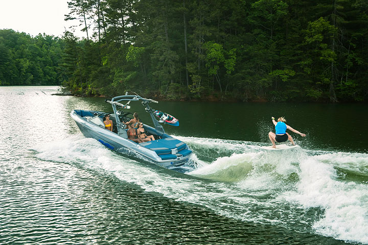What to Look for in a Watersports Boat