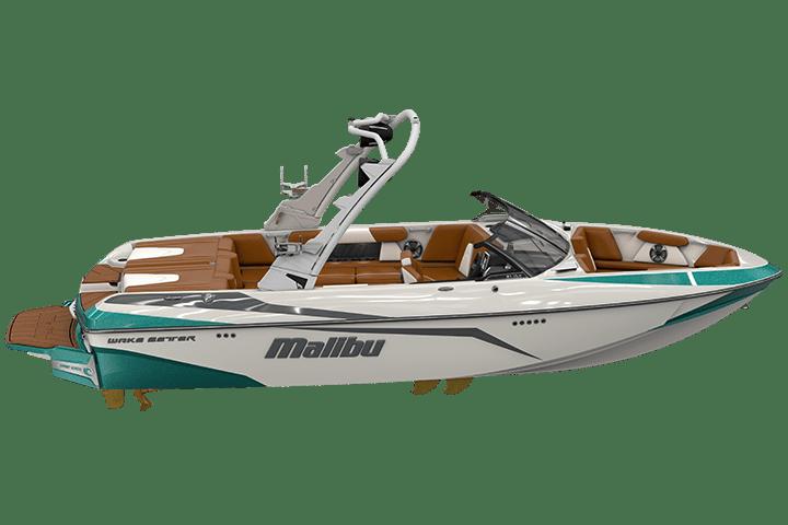Malibu Boats Wakesetter 21 VLX