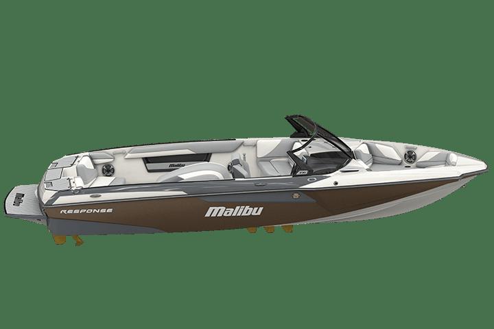 Malibu Boats Response TXi Open Bow