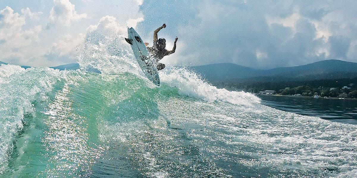 Malibu Boats Wakeboard and Wakesurf Trip, The Land of the Rising Sun
