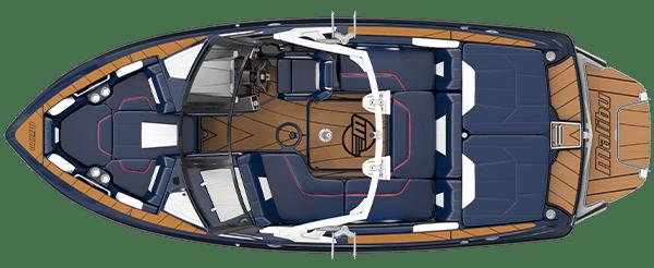 Malibu Boats 2021 20 VTX: Ski, Wakesurf, or Wakeboard