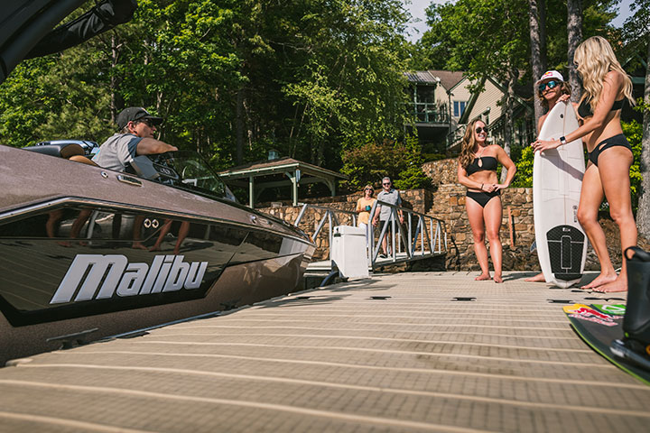 The Truth to Boating: How To Dock Your Malibu Boat