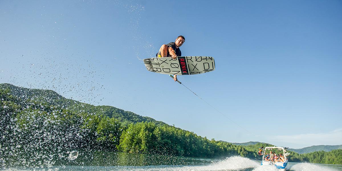 Chad Sharpe Wakeboarding