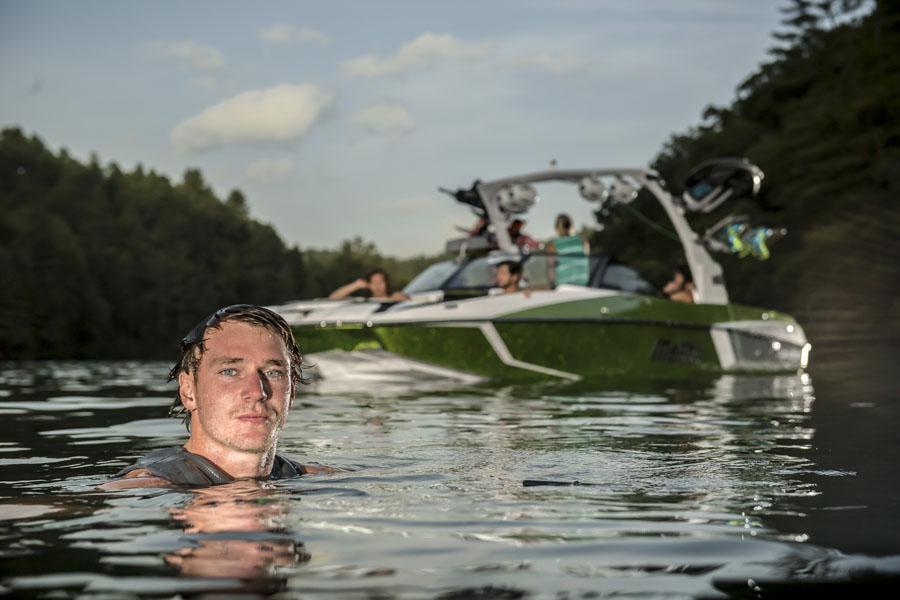 Parker Siegele Malibu Boats 2