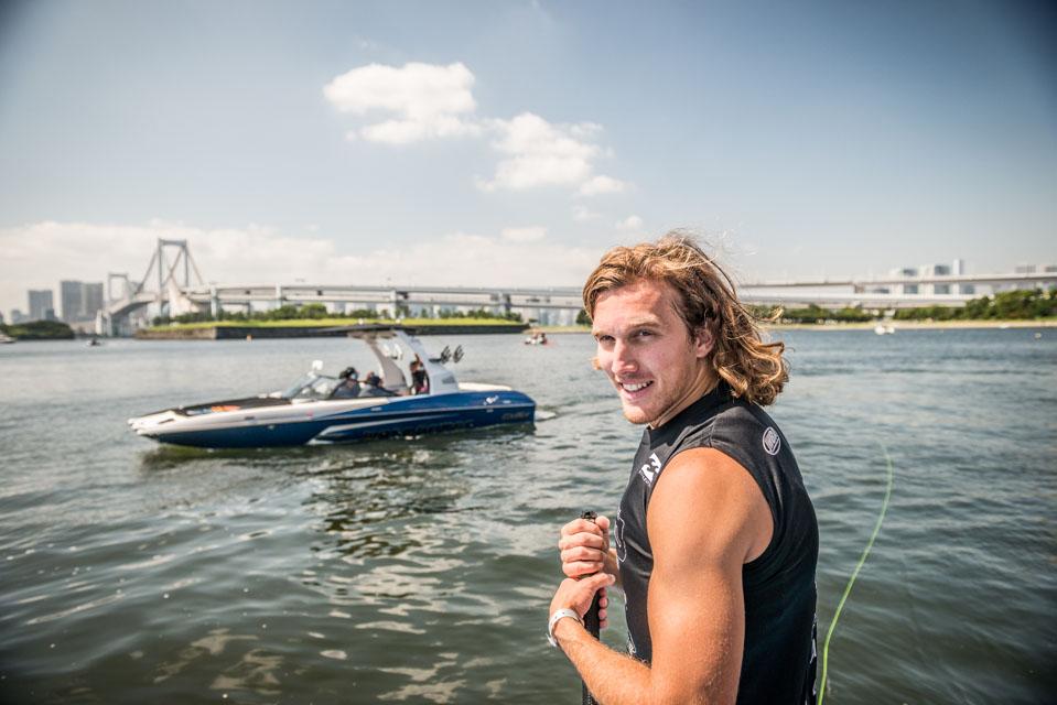 Raph Derome Malibu Boats Wakeboarder 3