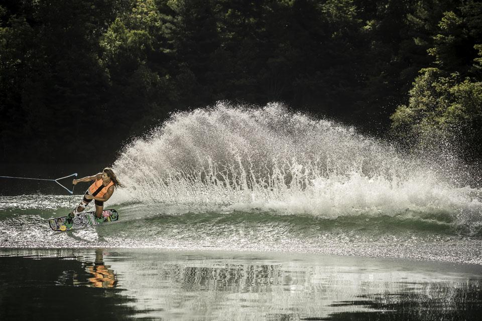 Tarah Mikacich Wakeboarder 3
